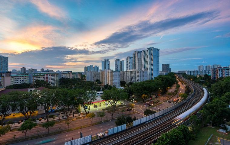 Singapore-MRT