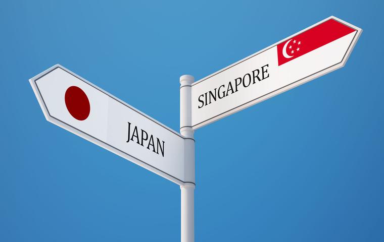 シンガポール・日本