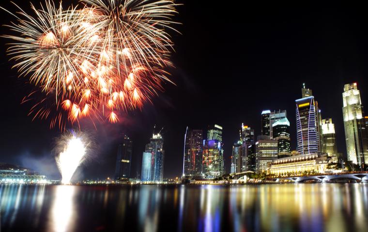 シンガポール パーティー
